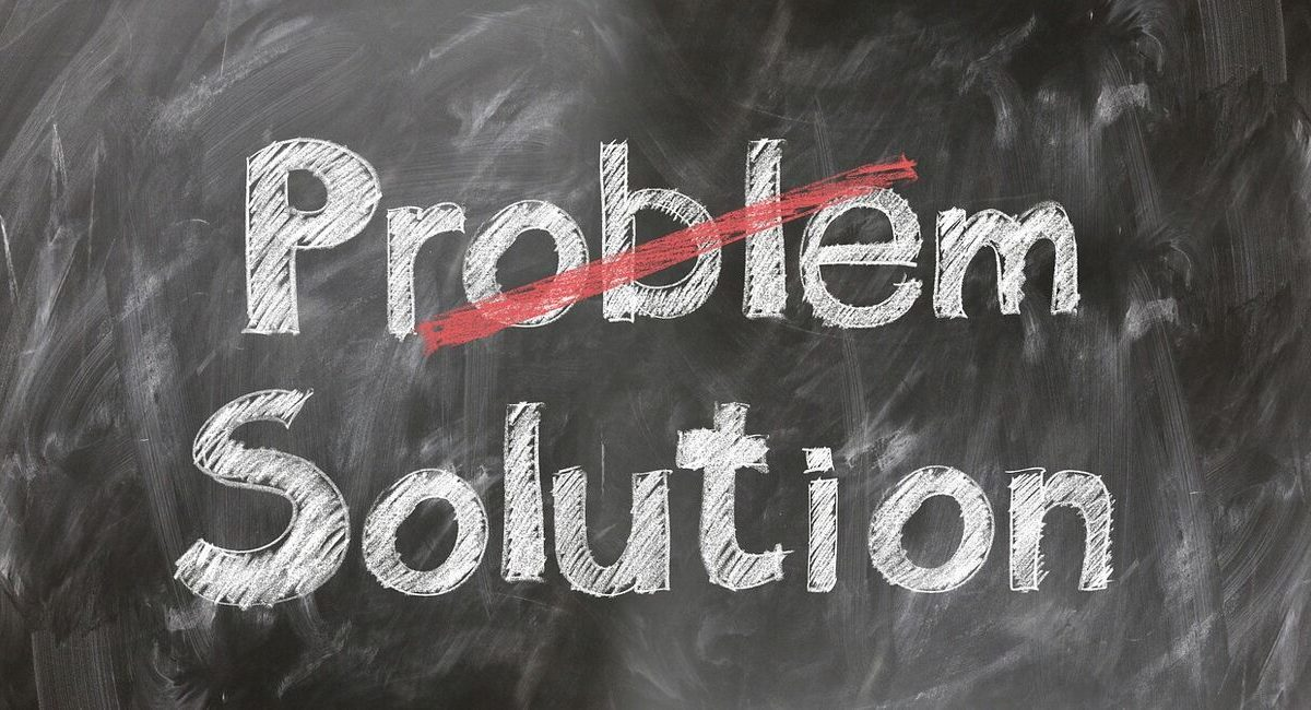 Financial Fears   having a problem and finding the solution